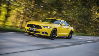 TEST FORD MUSTANG GT 5.0 COUPÉ (6. GEN)