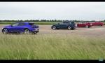 Šprint elektromobilov a nová Toyota Supra