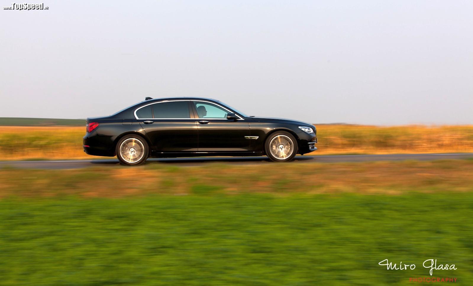 Majestátne a veľké, presne také je L od BMW