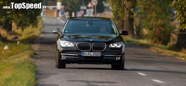 Recenzia BMW 730Ld (F01)