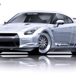 Toyo Nissan GT-R