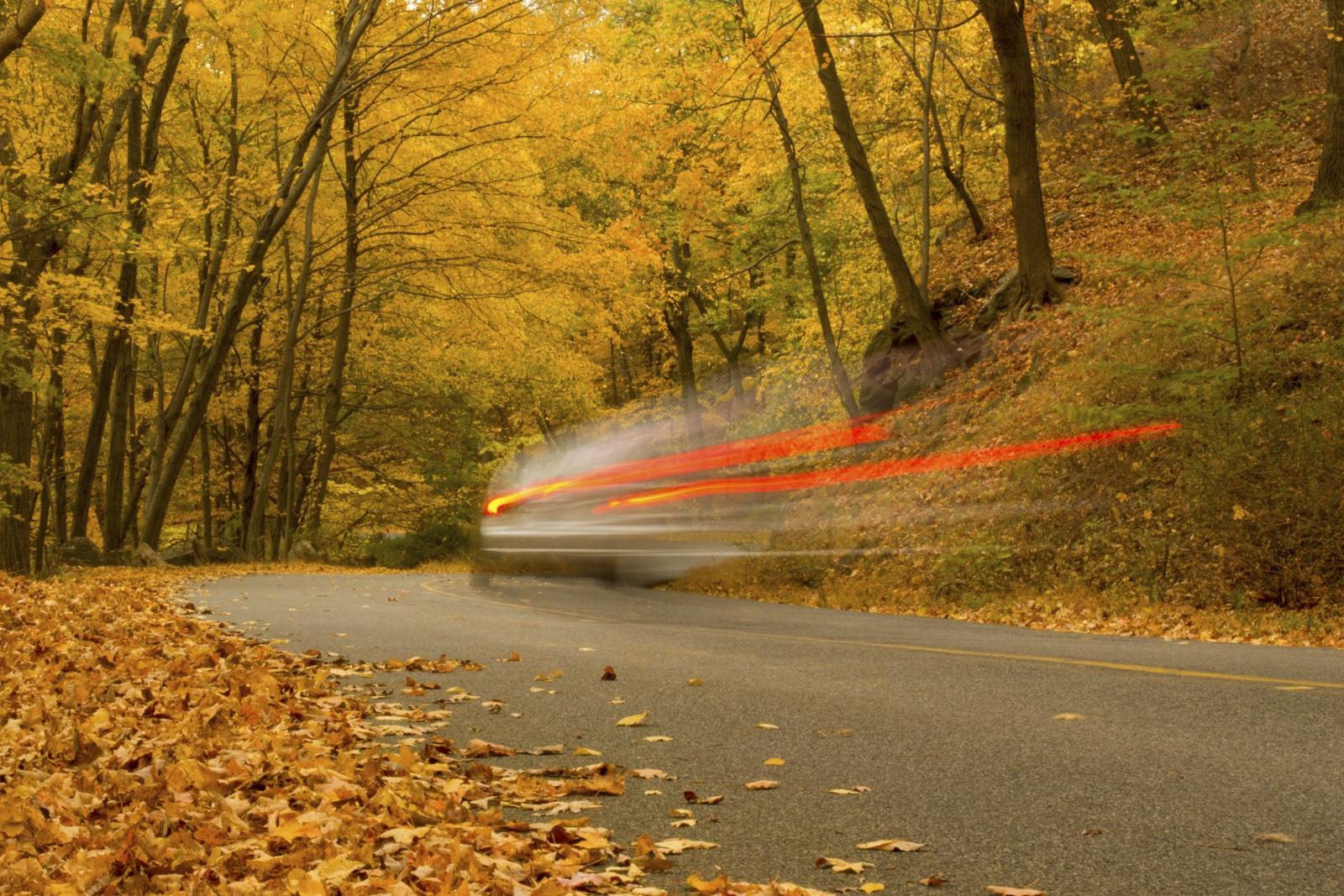 9 rad ako jazdit na jesen bezpecne