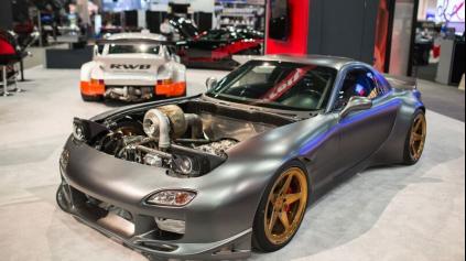 Projekt Ahura: Mazda RX-7, AWD, 4-rotor, 1800 k, stačí?