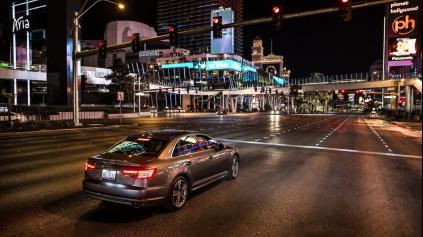 Audi vám dá vďaka technike náskok na križovatkách