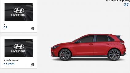 Konfigurátor Hyundai je super rýchly a do ničoho vás nenúti