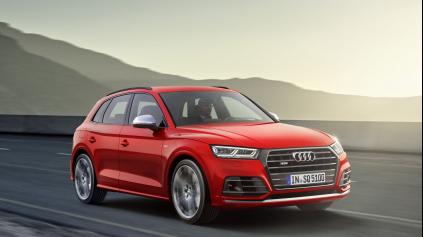 Dvojtonové Audi SQ5 vystrelí na 100 km/h za 5,4 s