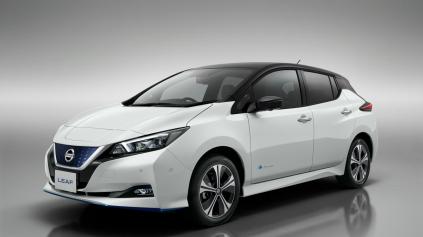 Dojazd Nissan Leaf s novou edíciou predĺžia