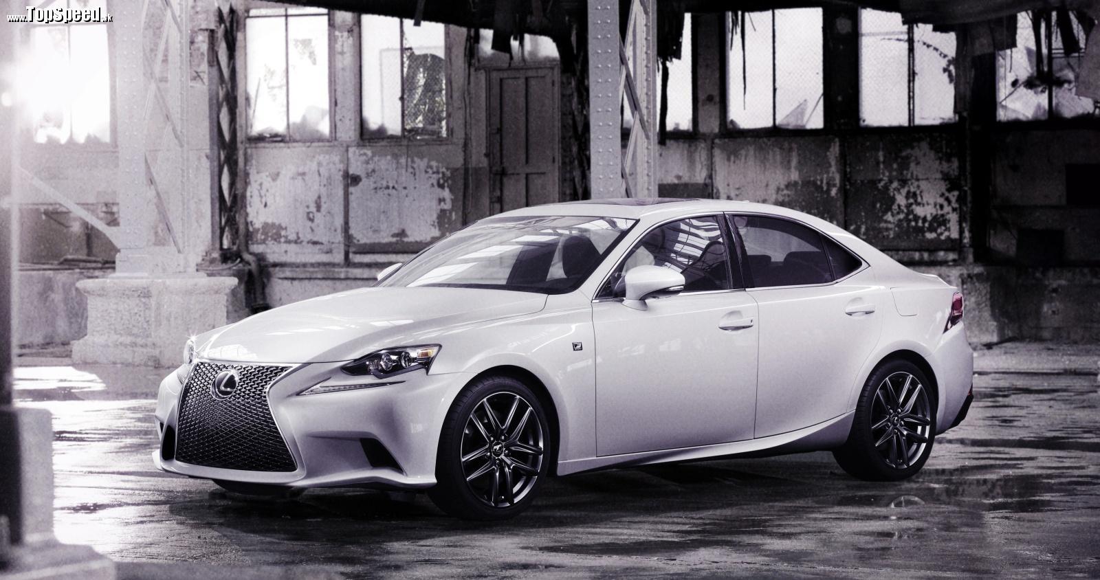 Lexus IS novej generácie