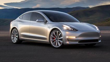 Tesla Model 3 sa dostáva do skúšobnej výroby