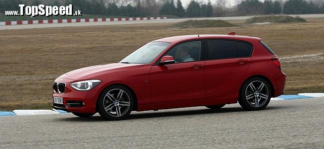 Prvá recenzia BMW 118i