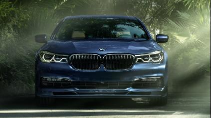 Chcete BMW M7? Alpina ponúka riešenie s názvom B7 BiTurbo