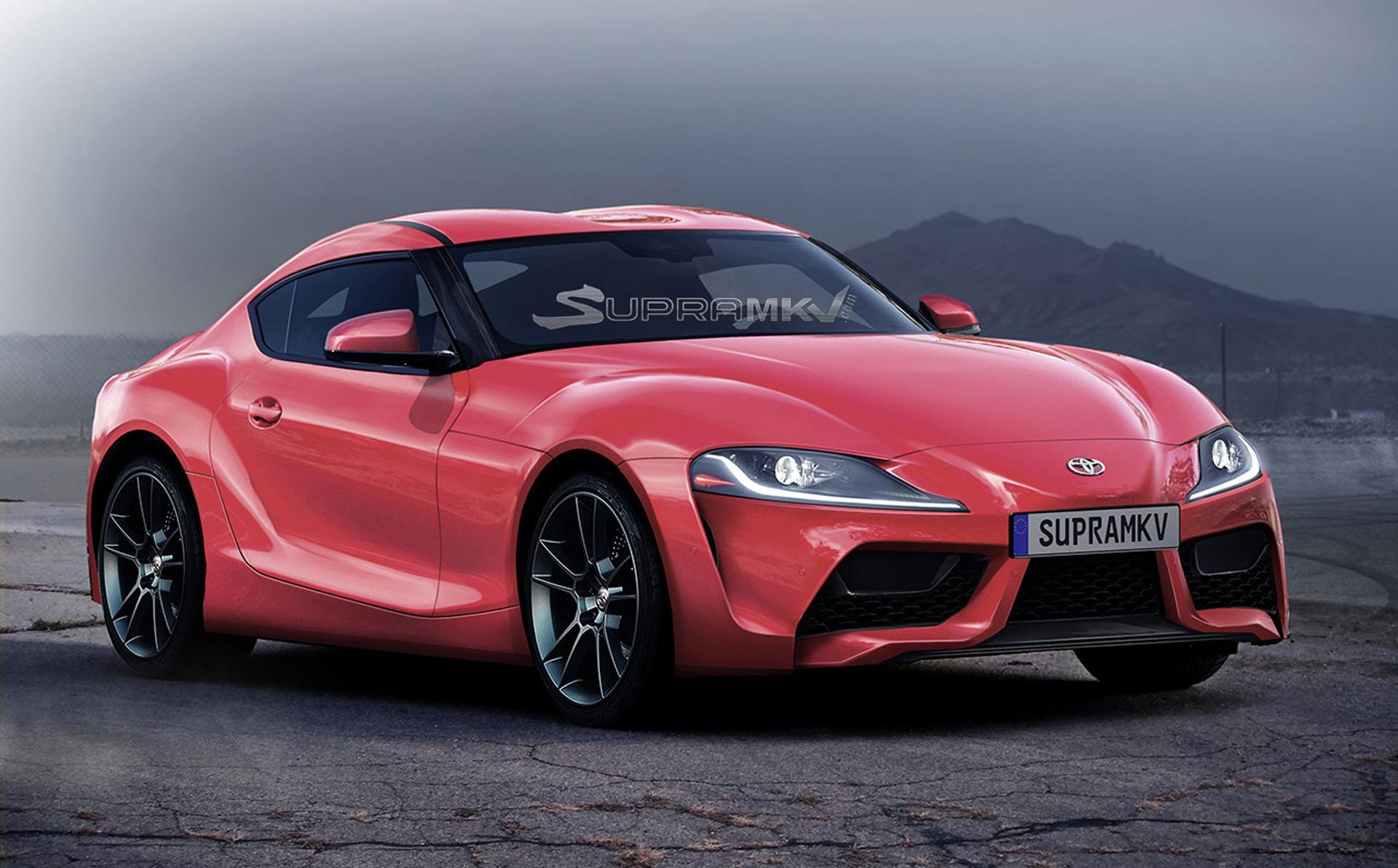 2b74481260073 Sériová Toyota Supra príde možno už budúci rok! - TopSpeed.sk