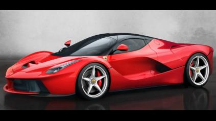 Ferrari LaFerrari - všetko, čo ste o ňom chceli vedieť