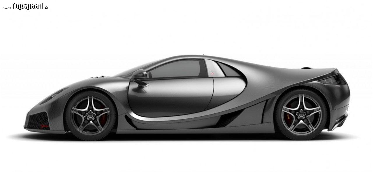 Auto má výhodu vo svojej nemasovosti. Dizajn ma príliš nezaujal.