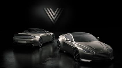 Aston Martin Vantage V600 spojil V12 s manuálom!