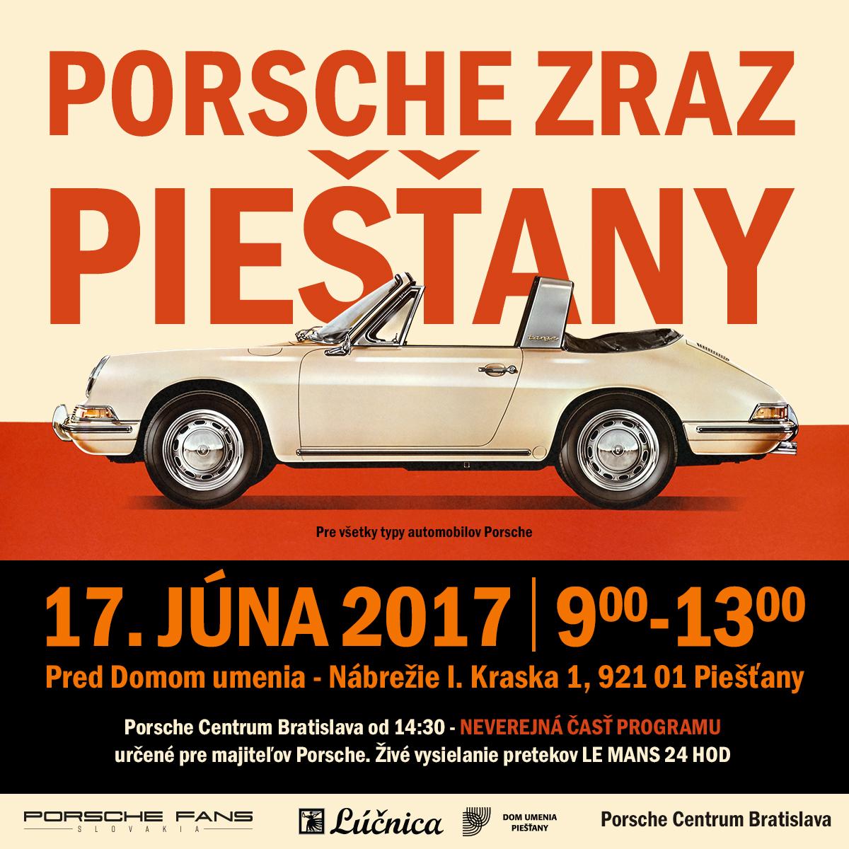Porsche Zraz Piešťany