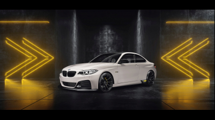 MULGARI ICON03 JE PEKNÝ TUNING BMW 240I