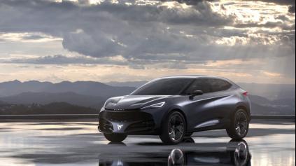 Cupra má vo Frankfurte prvé elektrické SUV