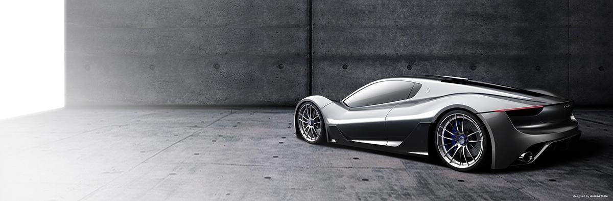 Postaví Maserati hypercar?