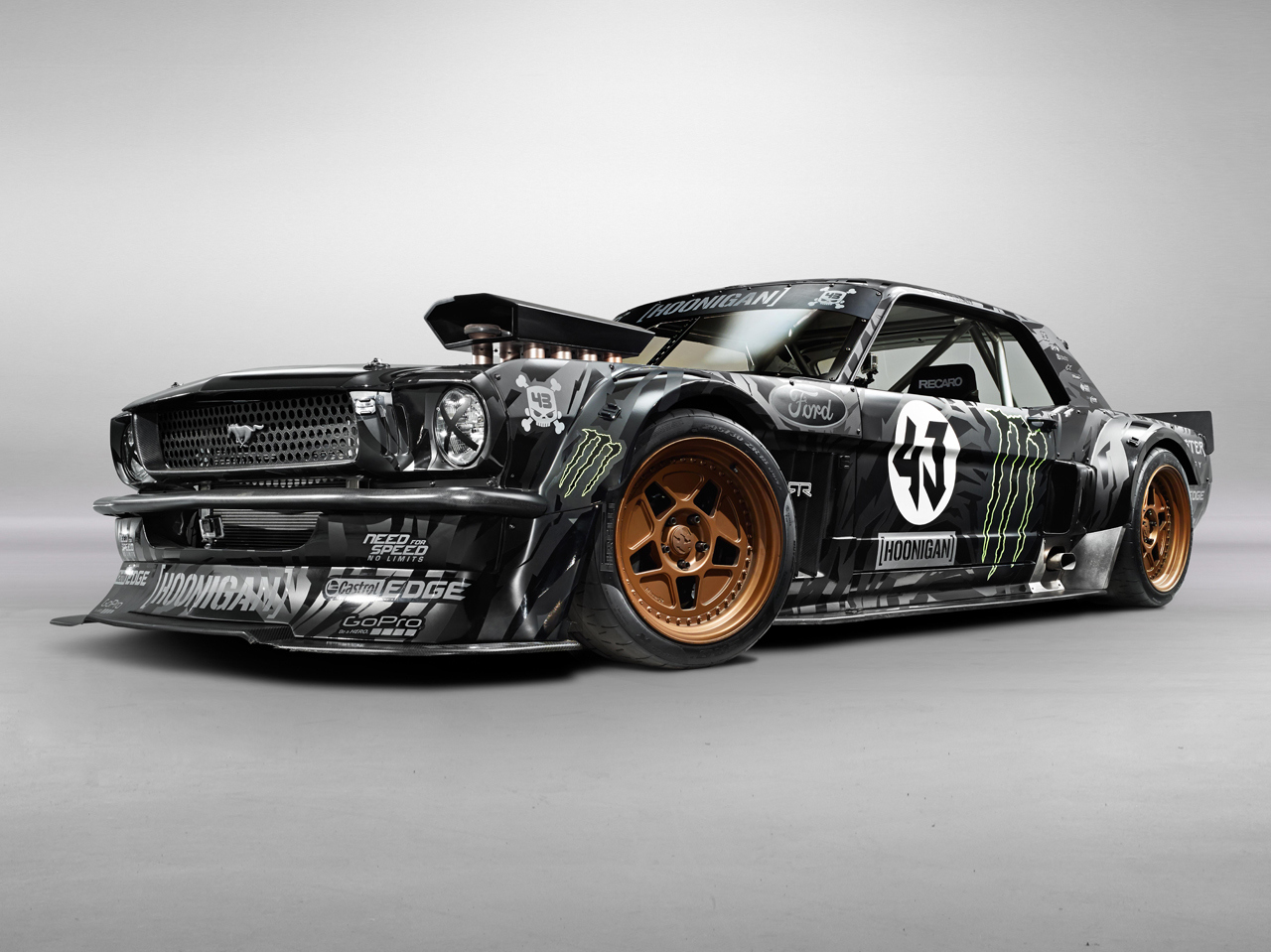 Ford Mustang Hoonicorn RTR