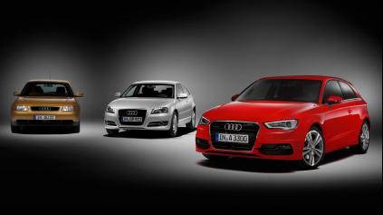 Audi A3 oslavuje už 20 rokov
