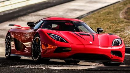 Koenigsegg chce rekord na Nürburgringu
