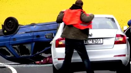 TO TREBA VIDIEŤ! Ako postupovať pri nehode so zranením?