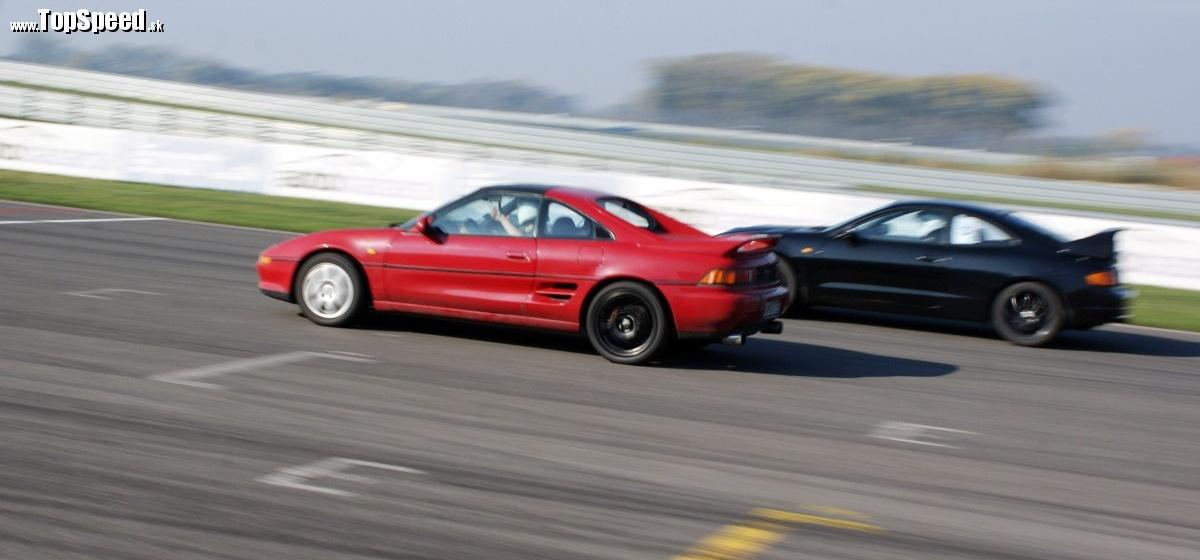 Populárna akcia RacingWheels sa koná niekoľko krát do roka na Slovakia Ringu.