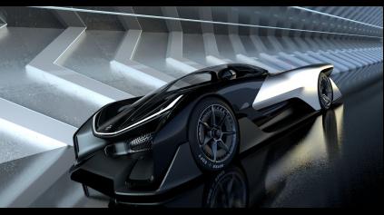 Futuristický koncept od Faraday Future. Sklamanie?