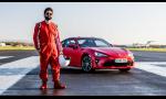 Slepý vodič zajazdil na trati Top Gear čas v TOP 10