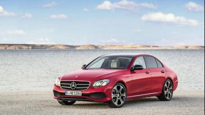Mercedes-Benz E (W213) - všetko, čo o ňom chcete vedieť