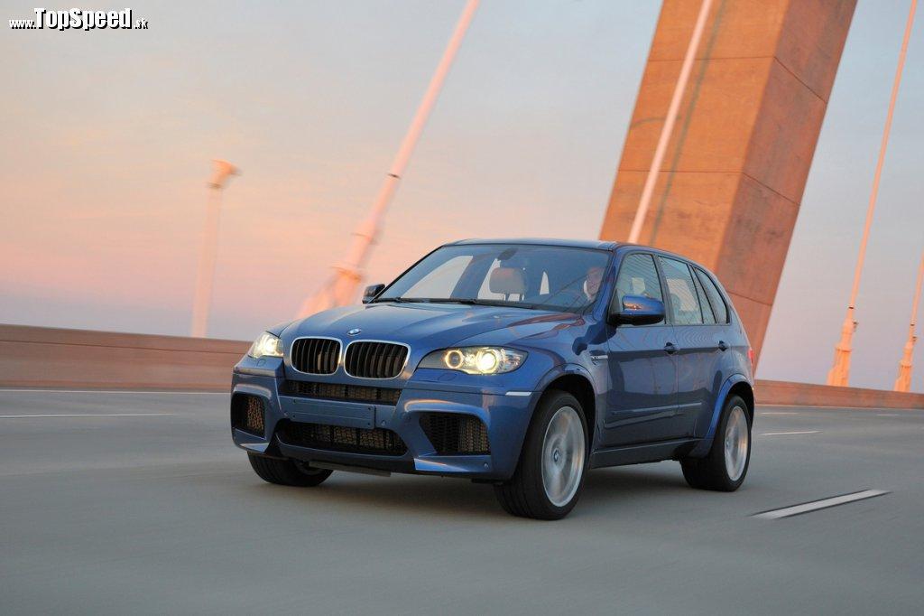 BMW X5 M je výnimočný športiak, nech to znie akokoľvek divne