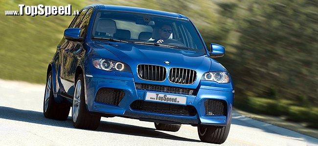 Prvá recenzia BMW X5 M