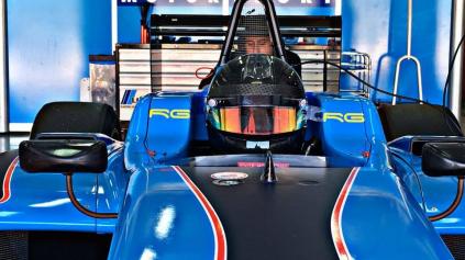 Fantastické, Richard Gonda bude jazdiť v GP3