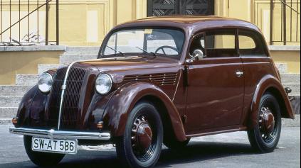 120 rokov Opel: 4. dekáda