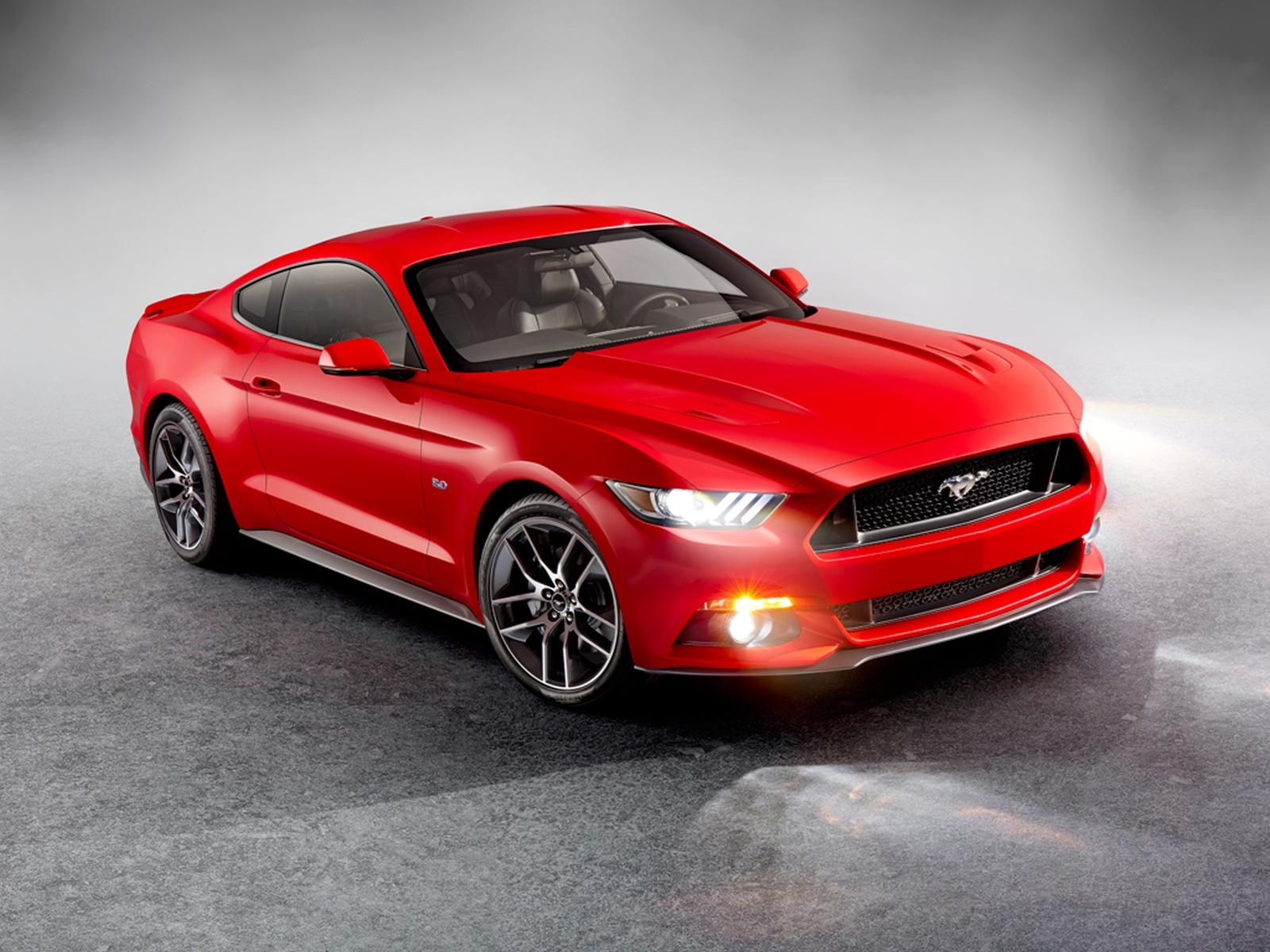 2015 Ford Mustang v predaji aj na Slovensku