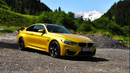 Jazda: BMW M4 Coupé