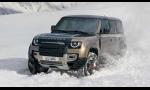 Land Rover Defender je späť. Má 400 k a stovku dá za 6 sekúnd