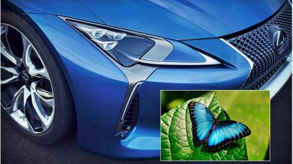 Neuveríte, koľko trval vývoj laku pre Lexus LC 500. Až 15 rokov!