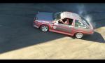 Elektrická Toyota AE86 driftuje na počkanie!