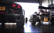 CHRIS HARRIS ON CARS: NOBLE M600 A ARIEL ATOM V8 NA NURBURGRINGU