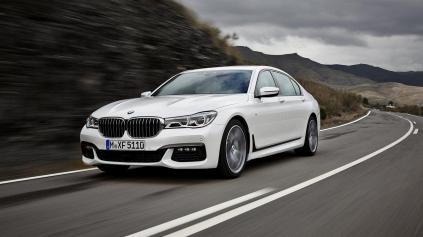 V Detroite odhalilo BMW rad 5 a 7 M Performance