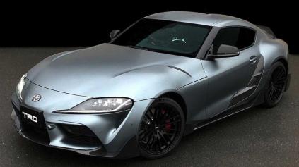 Toyota Supra Performance Line Concept TRD, prvý náznak tuningu