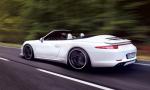 Techart vám pomôže vyšperkovať vaše Porsche 911 Carrera 4