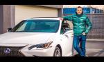Mám rád, keď ma auto učí, aLexus to vie - hovorí Marcel Forgáč