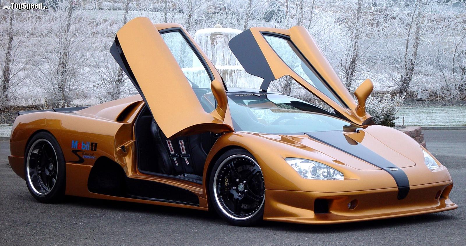 Aktuálne a oficiálne najrýchlejšie auto planéty.