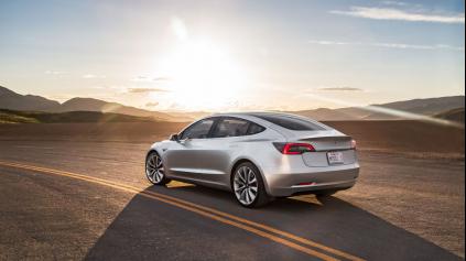 Nové fotky a informácie o Tesla Model 3