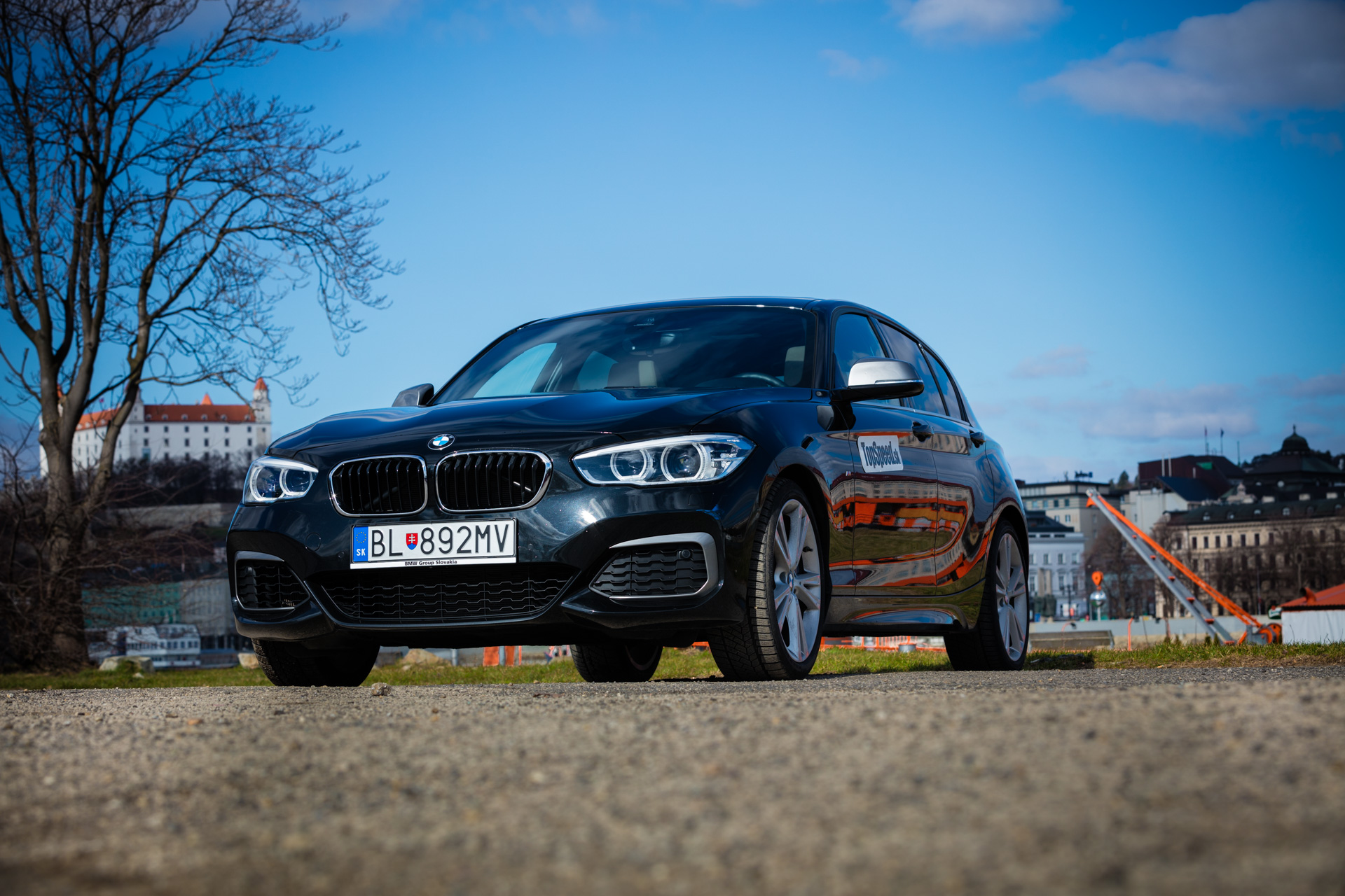 Test: BMW M140i xDrive