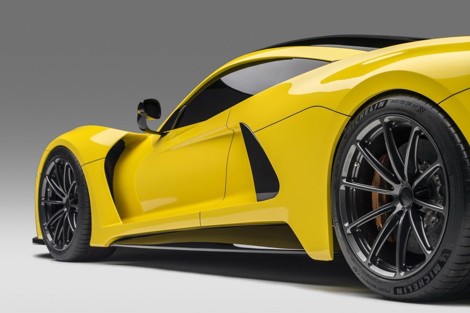 Michelin pracuje na pneumatike, ktorá zvládne 480 km/h