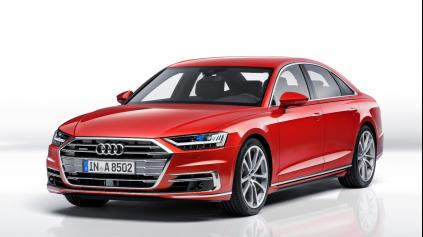 Toto je nové Audi A8